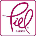 Piel Leather logo icon
