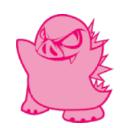Pigzilla logo icon