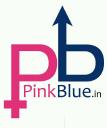 Pinkblue logo icon