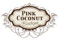 Pink Coconut Boutique Logo