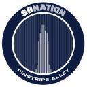 Pinstripe Alley logo icon