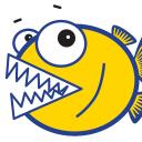 Piranha Killer Sushi logo