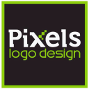 Pixels Logo Design logo icon