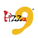 Pizza Nine logo icon