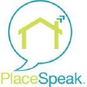 Place Speak logo icon