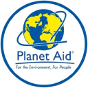 Planet Aid, Inc. logo icon