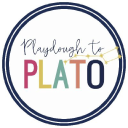 Playdough To Plato logo icon