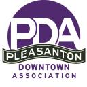 Pleasanton Downtown Association logo icon