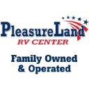 Pleasureland Rv logo icon