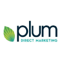Plum Direct Marketing logo icon