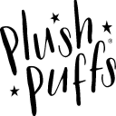 Plush Puffs Hand logo