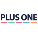Plus One Personnel logo icon