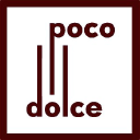 Poco Dolce Chocolates logo