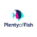 Logo for Plenty of Fish