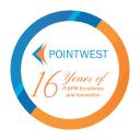 Pointwest logo icon