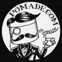 Pomade logo icon