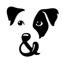 Pooch And Mutt logo icon