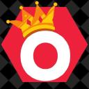 Pornult logo icon