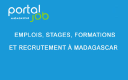 Portal Job Madagascar logo icon