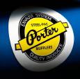 Porter Muffler Logo