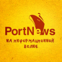 Portnews logo icon