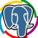 Postgre Sql Fr logo icon