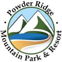 Powder Ridge logo icon