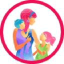 powerfulmothering.com logo icon