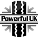 Powerful Uk logo icon