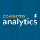 Power My Analytics logo icon
