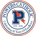 Powers Catholic High School logo
