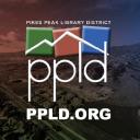 Pikes Peak Library District logo icon