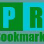 Pr Bookmarks logo icon