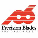 Precision Blades logo