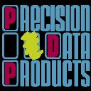 Precision Data Products Company Logo