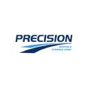 Precision Moving & Storage Corporation logo