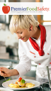 Premier Food Safety logo icon