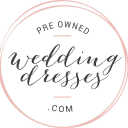 Pre Owned Wedding Dresses.Com logo icon