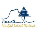 Prescott Unified School District logo