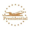 Presidential Aviation logo icon