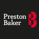 Preston Baker logo icon