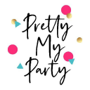 Pretty My Party logo icon