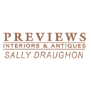 Previews Interiors & Antiques logo