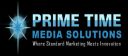 Prime Time Media Solutions logo