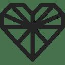 Printable Crush logo icon