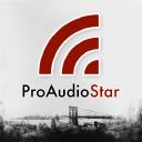 Pro Audio Star logo icon
