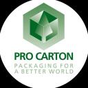 Pro Carton logo icon