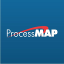 Process Map logo icon