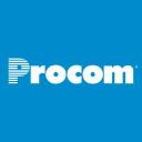 Procom logo icon