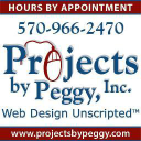 Projects by Peggy, Inc. logo